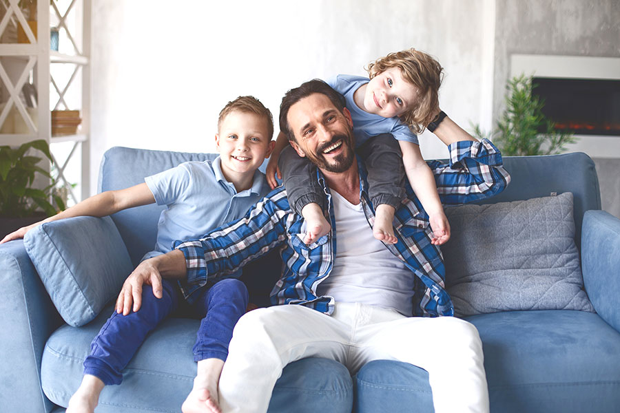 Man-with-Kids